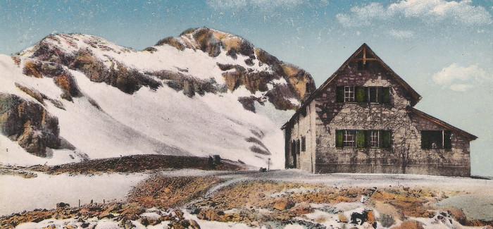 Odprtje razstave Planinska koča