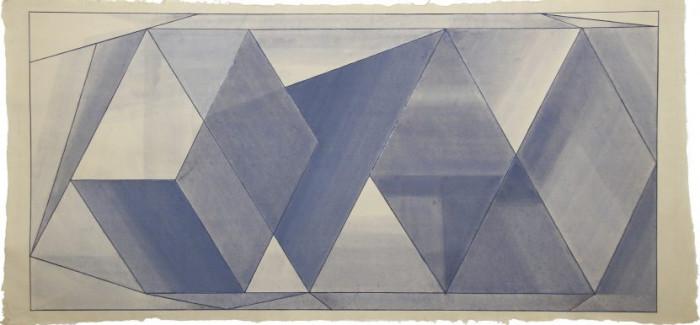 Exhibition Toshihiro Hamano & RYU, works on paper