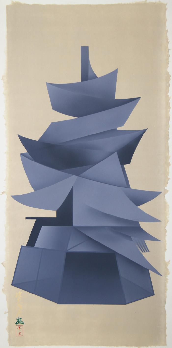 Odprtje razstave Risbe in dela na papirju – japonska umetnost