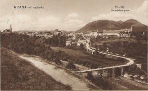 Foto 12 - kranj z vzhoda-jošt in šmarjetna
