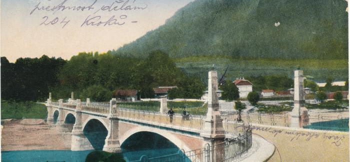 Odprtje razstave Mostovi mesta Kranja
