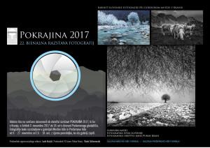 Fotografska razstava Pokrajina 2017 @ Prešernovo gledališče | Domžale | Slovenija