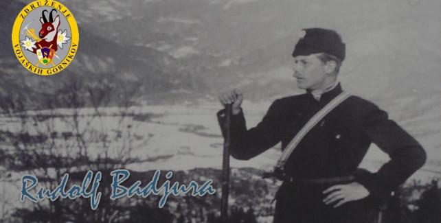 Muzejski večer Rudolf Badjura – življenje in delo