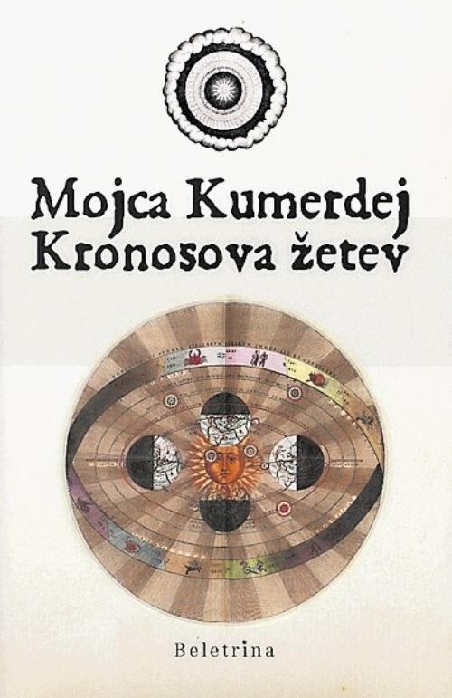 Srečanje s Prešernovo nagrajenko Mojco Kumerdej in predstavitev romana Kronosova žetev