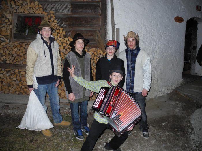 (Slovenski) Otepanje pod Studorom