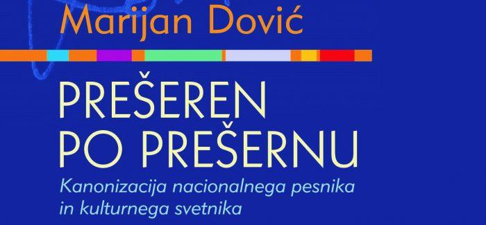Literarno predavanje Prešeren po Prešernu