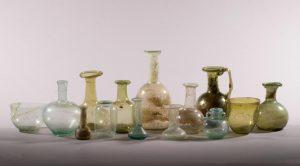 Predstavitev vitrine mesece Magična moč antičnega stekla @ Mestna hiša | Kranj | Slovenija