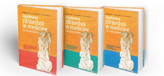 Predstavitev knjige Zgodovina zdravstva in medicine na Slovenskem