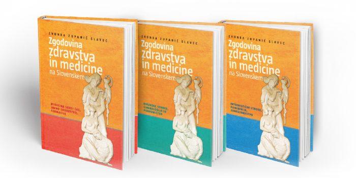 Predstavitev knjige Zgodovina medicine na Slovenskem