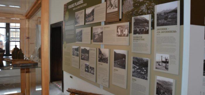 Vabljeni v Planšarski muzej v Stari Fužini