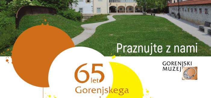 Dan odprtih vrat – 65. let Gorenjskega muzeja