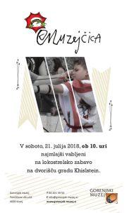 Lokostrelska zabava na dvorišču gradu @ grad Khislstein | Kranj | Slovenija