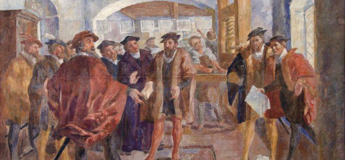 Muzejski večer Khisli in protestantizem