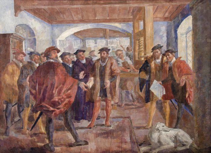 (Slovenski) Muzejski večer Khisli in protestantizem