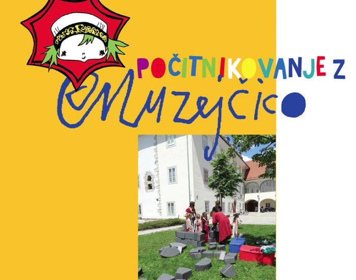 Počitnikovanje z Muzejčico