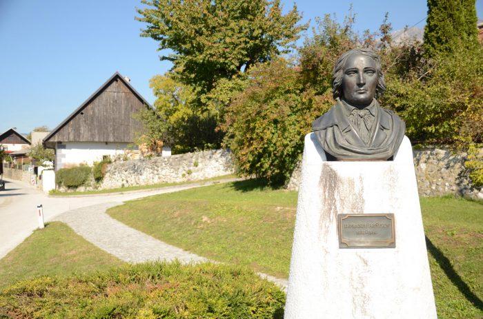 Odprtje razstave Prešeren – Kranjski kulturni svetnik