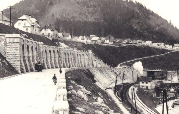 Odprtje razstave Glavna dovozna žila za Kranj – Gradnja Gaštejskega klanca 1936 – 1938