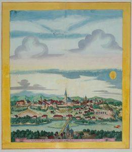 Lecture Europe and Slevene Territory in 16th century @ Ullrichova hiša