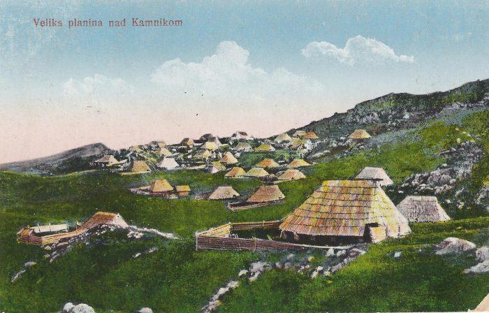 Lecture Karavanke and the Kamnik Savinja Alps – once upan a time