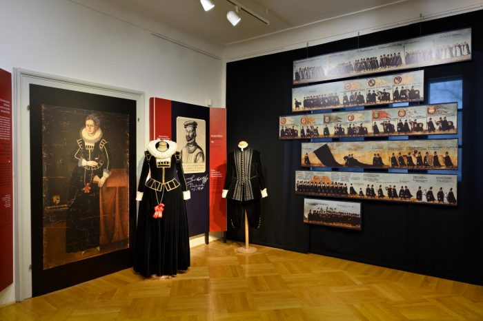 Muzejski večer Marta Frelih: Oblačilna kultura v času Janeza Khisla