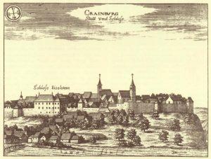 (Slovenski) Muzejski večer Stavbni razvoj gradu Khislstein @ Ullrichova hiša