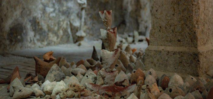 Odprtje razstav Kresničke v rudniku in Oživljene ugasle krajine