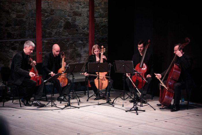 (Slovenski) Koncert stare glasbe Musica Cubicularis