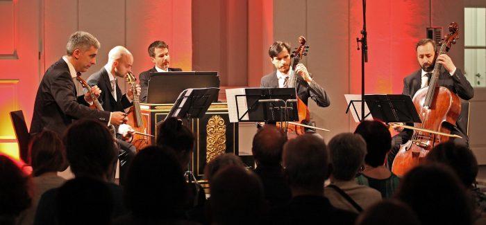Renesančni koncert ansambla Musica cubicularis