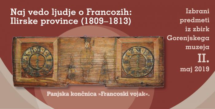 Izbrani predmeti iz zbirk Gorenjskega muzeja v Knjižnici Blaža Kumerdeja na Bledu