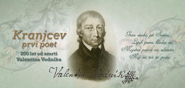 Razstava Slovencev prvi poet gostuje v Celovcu