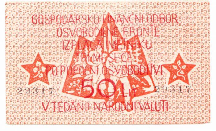 Odprtje razstave Nadomestni denar
