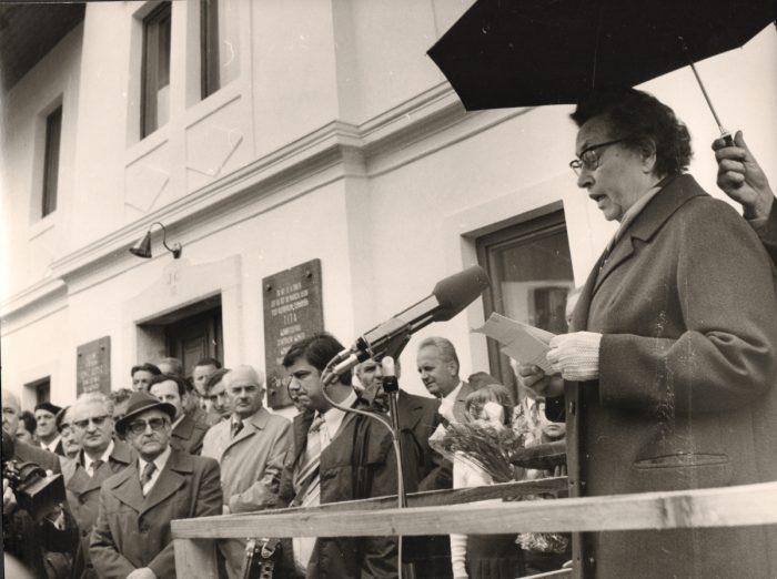 Muzejski večer 40 let Muzeja Tomaža Godca