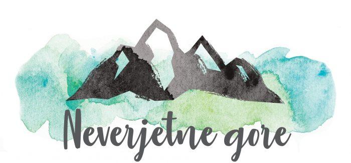 Predstavitev projekta Neverjetne gore