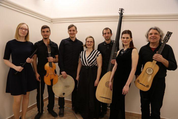 Renesančni koncert Nova Schola Labacensis