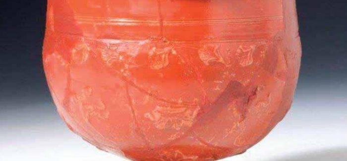 Vitrina meseca Najbolj značilna rimskodobna keramika Terra Sigillata