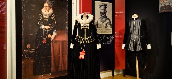 Muzejski večer Oblačilna kultura v času Janeza Khisla