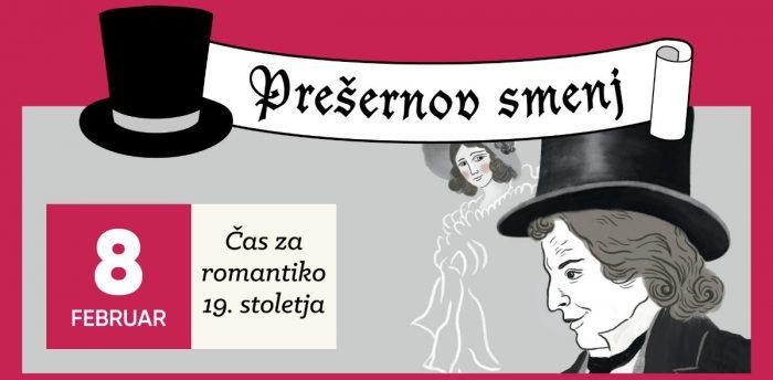 Prešernov smenj/Slovenski kulturni praznik