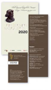 Shod muz na kranjskem Parnasi - srečanje s Prešernovimi nagrajenci 2020 @ Prešernovo gledališče