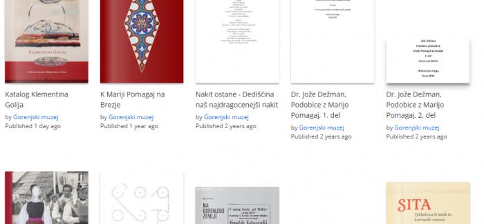 E-knjižnica na naši spletni strani