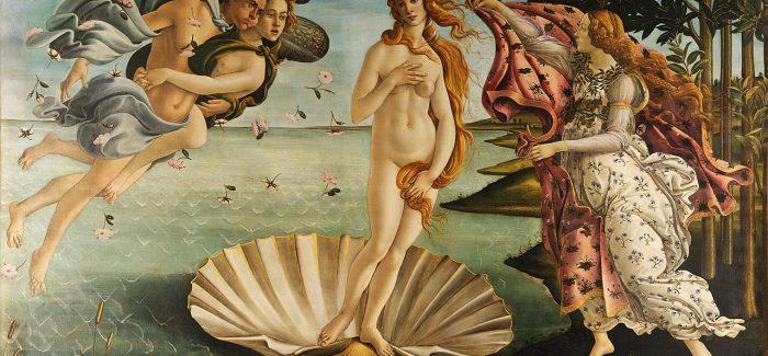 Vitrina meseca – Ženske zgodbe; boginja Afrodita