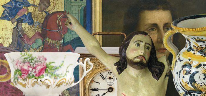 Odprtje razstave Nazaj k predmetu, Konservatorsko restavratorski stik s preteklostjo