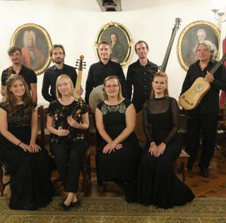 Koncert Nova Schola Labacensis