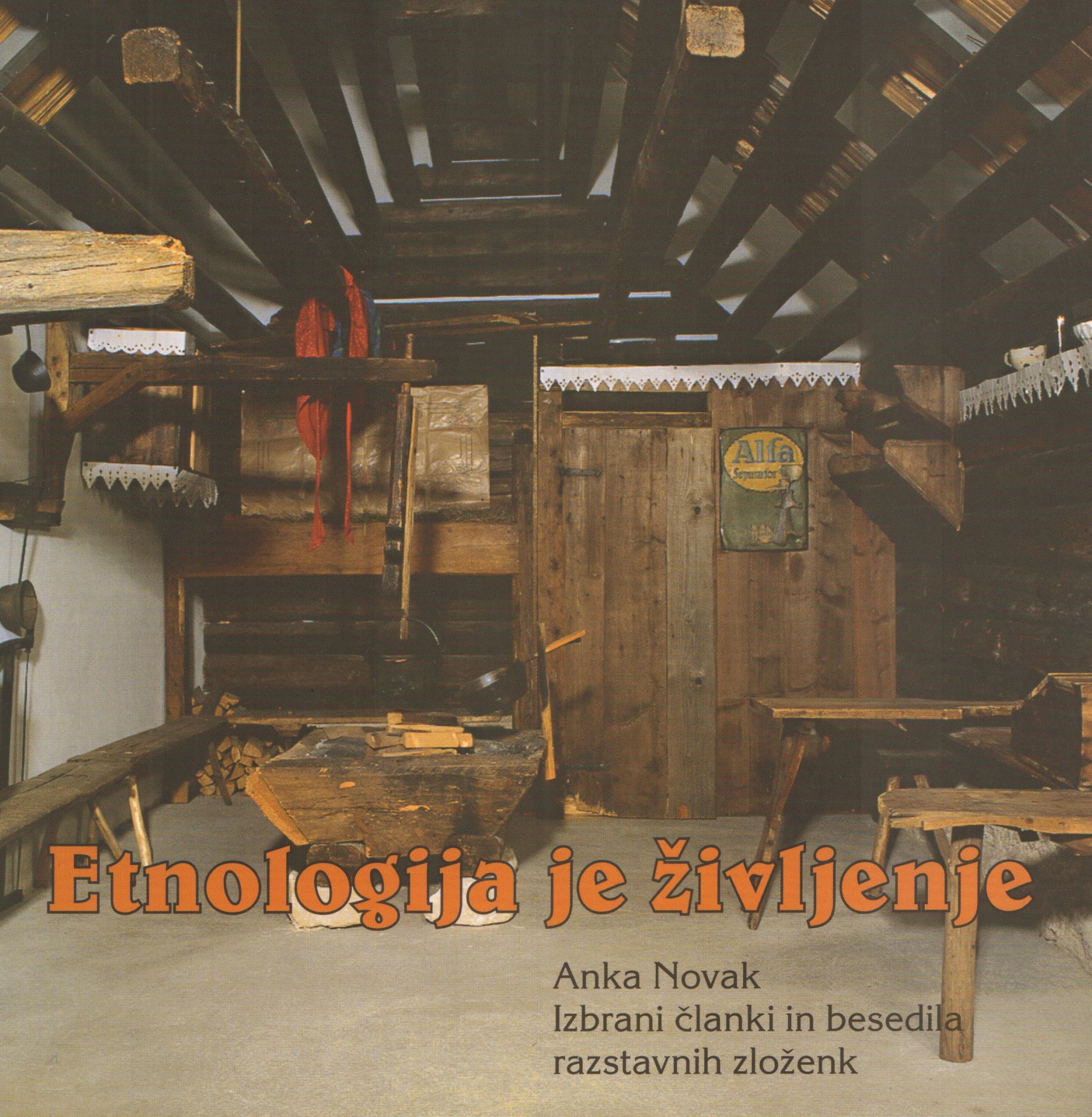 Etnologija je življenje