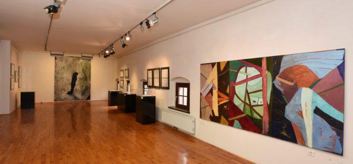Glas umetnikov v Galeriji Prešernovih nagrajencev