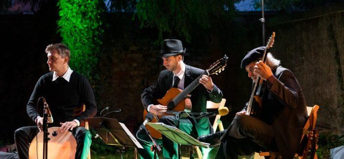 Koncert ansambla Nova Schola Labacensis: Rebetiko ali grški blues